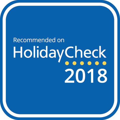 Pension Oberhof 810M - HolidayCheck Award