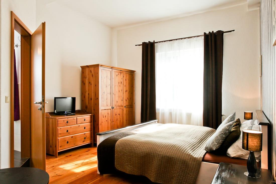 Pension in Oberhof: Zimmer Ruppberg