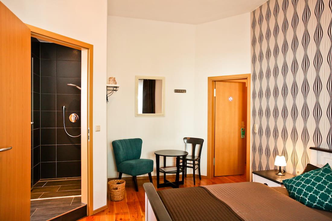 Pension Oberhof: Zimmer Schneekopf